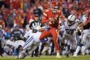 Les Colts musèlent Mahomes, premier revers pour les Chiefs