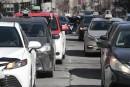 Taxis: Québec propose des amendements au projet de loi