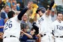 Les Rays remportent une première victoire face aux Astros