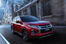 Mitsubishi revisite timidement le RVR en 2020