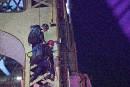 Pont Jacques-Cartier: une manifestante est membre de QS