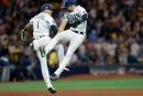 Les Rays créent l'égalité contre les Astros