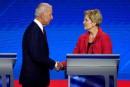 Primaires démocrates: Warren rattrape Biden