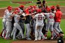 Les Cardinals torpillent et éliminent les Braves