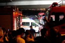 Trois morts dans l'effondrement spectaculaire d'un pont en Chine