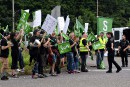 Action de grâce: la grève à la Sépaq touchera 22parcs nationaux