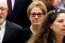 Destitution: une ex-ambassadrice témoigne malgré l'interdiction de la Maison-Blanche