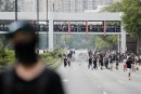 Hong Kong: arrestations après de nombreuses actions de manifestants