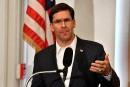 Destitution: le chef du Pentagone promet de coopérer avec l'enquête