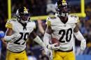 Les Steelers tiennent le coup face aux Chargers