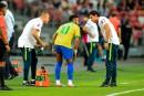 Neymar sera absent quatre semaines