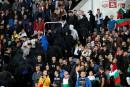 Racisme : l'UEFA hausse le ton contre la Bulgarie