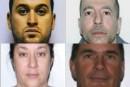 La police arrête de présumés tueurs issus du crime organisé