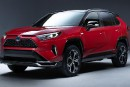 Toyota lancera une version hybride rechargeable de son RAV4