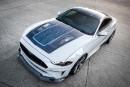 Mustang Lithium : 900 ch électriques, avec boîte manuelle