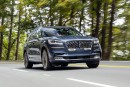 Banc d'essai Lincoln Aviator - L' art de surprendre