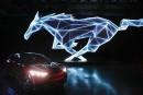 La future Mustang électrique pourrait être basée sur le Mach-e
