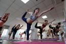 Yoga Bikram: enseigner lapratique, oublier le nom