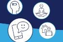 COVID-19 - La santé mentale à la maison.
