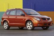 Pontiac Vibe 2003-2009: La dernière Pontiac