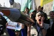 Manifestation anti-israélienne à Beyrouth
