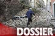 Séisme meurtrier en Italie
