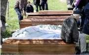L'Italie pleure ses morts