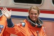 Julie Payette dans l'espace