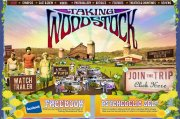 Site officiel de Taking Woodstock