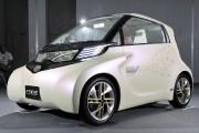 La FT-EV II, un iQ-joujou tout électrique