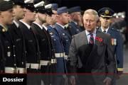 Prince Charles au Canada