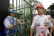 Le pilote Jenson Button échappe à une tentative de braquage à Sao Paulo