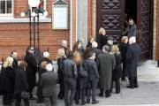 Les funérailles du parrain
