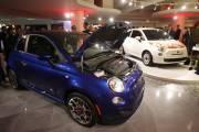 Retour de Fiat aux États-Unis, Chrysler lance la vente de la 500