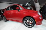 Fiat fixe les prix de sa 500