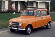 La Renault 4: icône bientôt quinquagénaire
