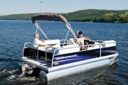 Princecraft lance un premier bateau électrique