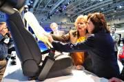 La ceinture gonflable de Ford élue techno de l'année au Canada