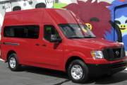 Nissan: à l'assaut des véhicules commerciaux