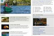 Consultez le site de la société des établissements de plein air du Québec