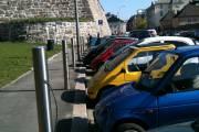 Au pays du pétrole, la voiture électrique est reine