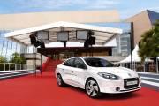 Silence, on roule: la Fluence électrique en vedette à Cannes
