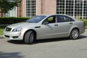 La Chevrolet Caprice en version «civile»
