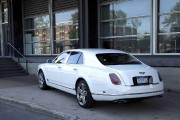 Bentley Mulsanne 2012: passez au salon!