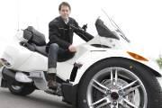 Marc-André Coallier: 1000 km pour renouer avec la moto