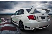 La LP400: une Subaru forcée à l'exil