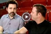 Le repêchage simulé de Mathias Brunet et Marc Antoine Godin