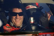 Tony Stewart remporte la pole position à Atlanta