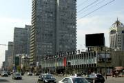 Moscou, le paradis du taxi