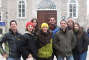 Finissants du CFPRLS à Québec